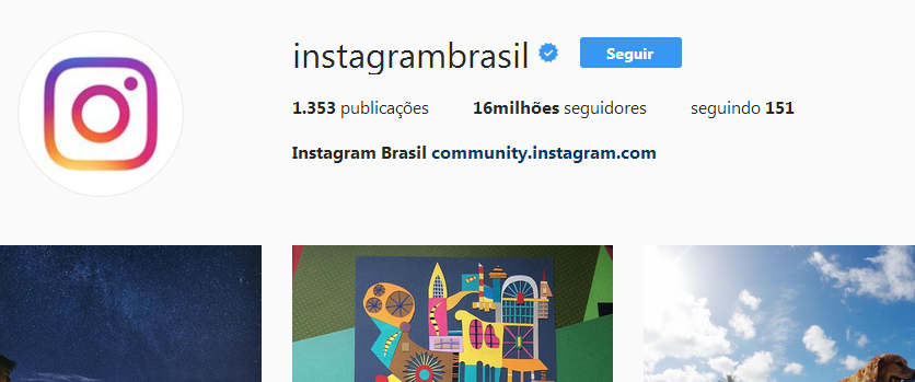 Empresas usam mais Instagram do que Facebook